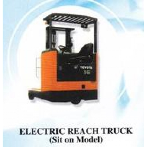 ELECTRIC-REACH-TRUCK (SIT ON MODEL)