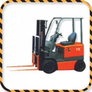 Electric Battery Forklift