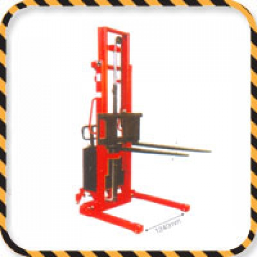 Electrical Straddle Leg Stacker SPA Series