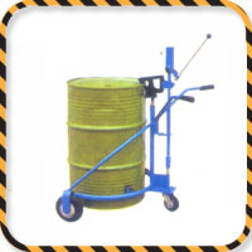 M Battery Hydraulic Drum Potter ...