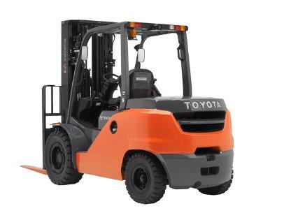 Forklift Supplier Malaysia & Forklift Rental Service